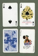 Advertising  playing cards Special. ace Knights castile soap