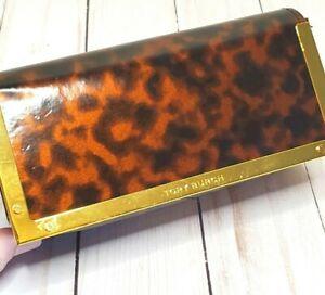 Tory Burch Leopard Glass Case Holder