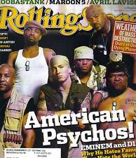 EMINEM D12 Rolling Stone Magazine 6/10/04 PROOF KON ARTIS AVRIL LAVIGNE