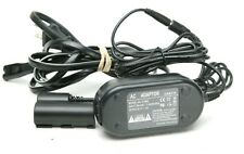Canon DC Coupler DR-400 w/AC Adapter For Cameras W/BP-511 Battery. Ex. A Must.
