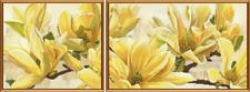 """Cross Stitch Kit NOVA SLOBODA CB 6583 - """"Magnolia Butterfly"""""""