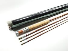 """The Montague Orvis """"Impregnated Special"""" Bamboo Fly Fishing Rod. 9'. 3/2."""