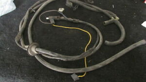 HOLDEN WB STATESMAN CRUISE CONTROL HARNESS WITH VACUUM HOSES DEVILLE CAPRICE