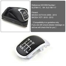 Gear Knob Stick Trim Decal 6 Speed Octavia Yeti For Skoda VW T5 & T6 5L0798117