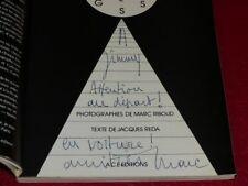 [PHOTOGRAPHIE] JAMES A.FOX (Ag.MAGNUM) Signé par Marc RIBOUD GARES TRAINS EO1983