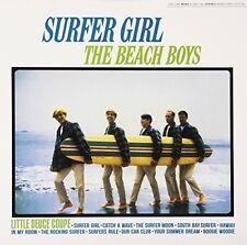 The Beach Boys - Surfer Girl [New Vinyl LP] UK - Import