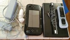 Nintendo Wii U 32GB Console - Black Teasted