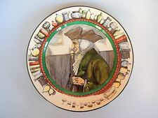 Royal Doulton Professions Series THE DOCTOR D3189 Antique Collector Plate