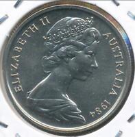 Australia, 1984 Five Cent, 5c, Elizabeth II - Gem Uncirculated