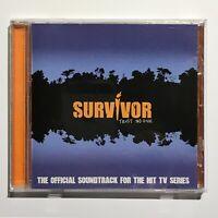 Russ Landau - Survivor - Soundtrack -  Mint (M) 2001 CD - Planet 24 - 0146502