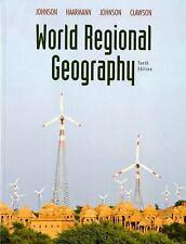 World Regional Geography 10th Edition International Student Edition (Paperback)