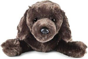 GUND   BAILEY   Chocolate Labrador Dog Stuffed Animal 12 inch Plush Toy  LAB