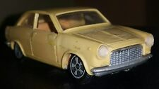 OLD 70's 1/43 RUSSIAN POLITOYS AUTOBIANCHI PRIMULA COUPE PLASTIC TOY CAR  USSR