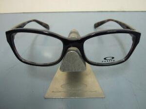 OAKLEY womens JUNKET blue tortoise OX1087-0652 RX eyeglass frame NEW in box/case