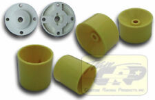 "2"" 50mm WHEEL SET YELLOW Bolink Legends Digger Associated RC10 RC Team CRP 9132"