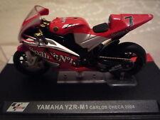MOTO  1/24 YAMAHA YZR-M1 CARLOS CHECA 2004