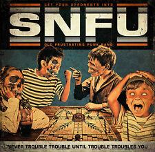 SNFU Never Trouble Trouble Until.. You Vinyl LP Record! s.n.f.u punk rock NEW!!!