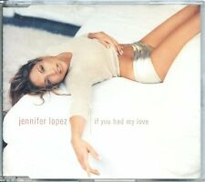 Maxi CD Jennifer Lopez - If You Had My Love