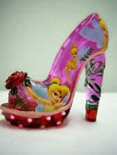 Solely Devoted To You - TInk High Heeled Shoe Tinkerbell Disney Figurine