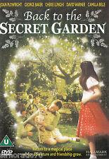 BACK TO THE SECRET GARDEN Joan Plowright / George Baker DVD R2