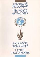 1991 Diritti dell'infanzia - Italia+ONU - mixed folder