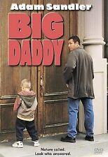 Big Daddy DVD, Kristy Swanson, Rob Schneider, Allen Covert, Leslie Mann, Josh Mo