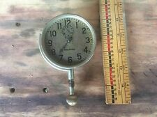 Antique Waltham 8 Day Automobile Dashboard Clock, Model T Or Other Classics
