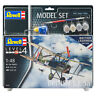 British Legends - British S.e. 5a Set 1:48 Plastic Model Kit REVELL