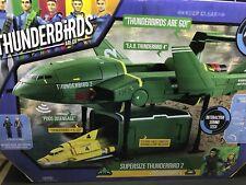 Thunderbirds Play Set
