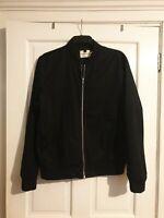 Black Topman Jacket Size Large