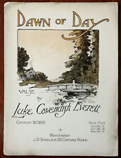 More details for dawn of the day, valse by luke cavendish everett j. d. sinclair, manchester 1915