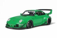 Porsche Rwb Resina Coche de Modelo en 1:18 Escala de Gt Spirit GT074