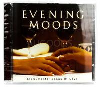 Evening Moods: Instrumental Love Songs BRAND NEW SEALED MUSIC ALBUM CD