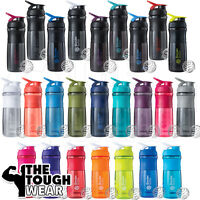 Blender Bottle SportMixer 28oz. Titan Grip Protein Shaker Cup - 25 Colors