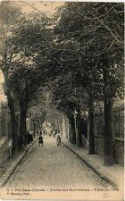 CPA  Pré-Saint-Gervais - Avenue des Marronnoers - Villas des Prés (741241)