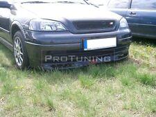 Vauxhall Opel Astra G MK4 98-08 Front Bumper spoiler lip splitter addon chin new