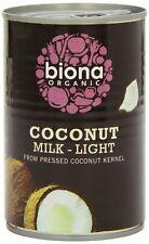 Organic Coconut Milk Light - 400ml