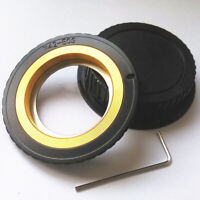 Adjustable M42 Lens For Canon EOS EF Lens Metal Adapter Ring 650D 600D 1100D 7D