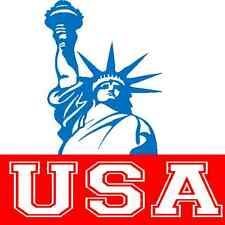 30 Custom Simple Liberty USA Personalized Address Labels