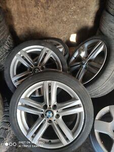 bmw 18 inch m sport wheels set of 4  F30 F31 F32 f33