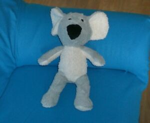 Koala Bär Kuscheltier Farbe naturweiß grau