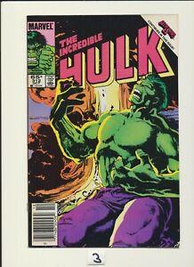 Incredible Hulk #312! Bruce's Origin! 1st App Brian Banner! Mike Mignola! WOW!