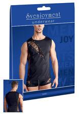Maglia uomo smanicata nera Taglia XL Svenjoyment Sexy shop Abiti Intimo Erotico