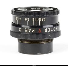 Lens Boyer Paris Saphir B 3.5/65mm