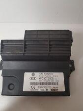 Genuine Audi A6 S6 4F Q7 Ilm Passenger Power Module Electrical System 4F0907280B