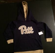 New! Pittsburgh Panthers Navy Blue Youth Extra Small 4/5 Sweatshirt