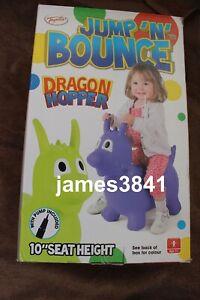 Jump 'n' Bounce Dragon Hopper Green