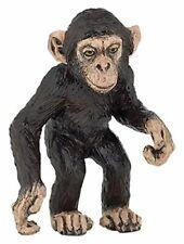 Chimpanzé Bébé Réplique #50107 ~ USA avec Papo Produit
