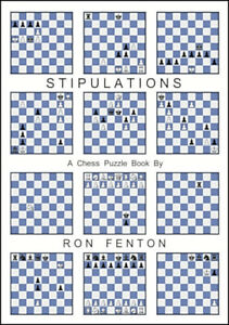 STIPULATIONS -  Illustrated Chess Puzzle Book