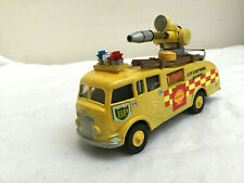 DINKY Code 3 Fire Engine BP / SHELL LIVERPOOL REFINERY